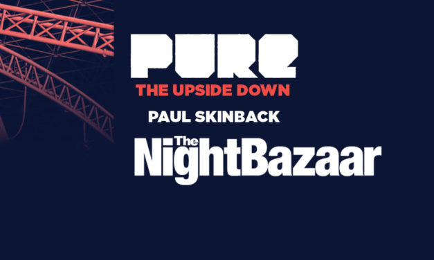 Paul Skinback – The Night Bazaar Sessions – Volume 9