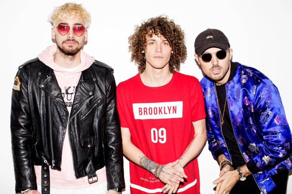 "<span class=""entry-title-primary"">Cheat Codes: ""Don't waste too much of your life talking about the good old days""</span> <span class=""entry-subtitle"">We caught up with the electronic trio in their first ever UK interview to chat about working with Demi Lovato, touring with the Chainsmokers, getting celebrity tattoos and they give is their ultimate party playlist</span>"