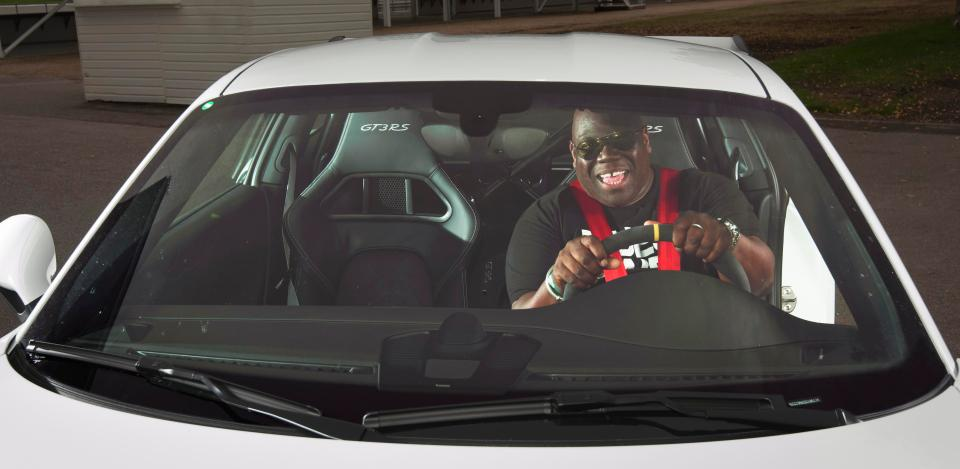 """<span class=""""entry-title-primary"""">Carl Cox: 'This is a future modern classic""""</span> <span class=""""entry-subtitle"""">We caught up with the legendary DJ to chat about his passion for Motorsport and to check out his new Porsche 911 GT3 RS. Plus he also reflected on another big year for him in music but admitted that he does really miss Space Ibiza</span>"""