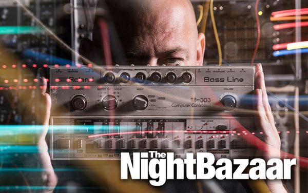 These Machines – The Night Bazaar Sessions – Volume 40