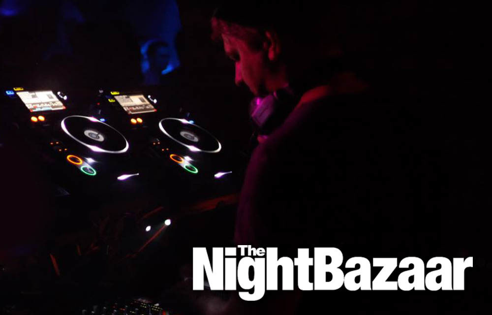 Mark Gwinnett – The Night Bazaar Sessions – Volume 50