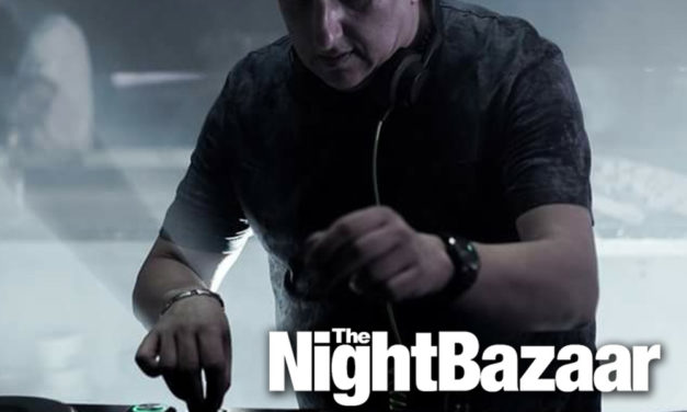 Paul Johnson UK – The Night Bazaar Sessions – Volume 56