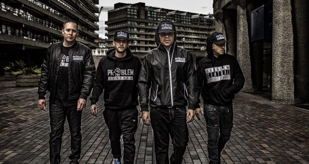 "<span class=""entry-title-primary"">The statement of intent behind the debut mixtape from Problem Central</span> <span class=""entry-subtitle"">MCs Eksman and Evil B discuss joining forces with DJs Majistrate and Logan D </span>"