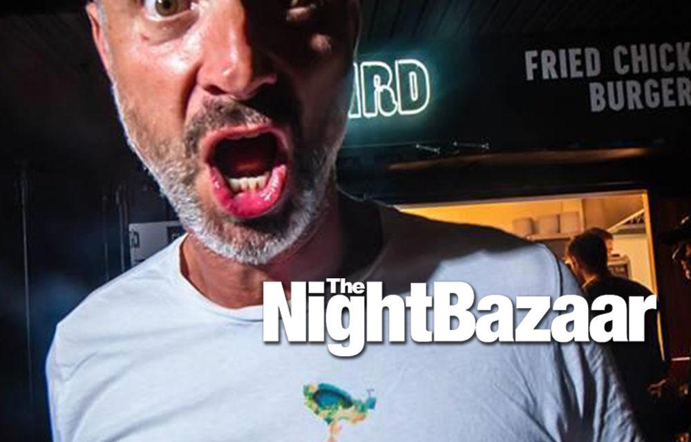 Danny Clockwork – The Night Bazaar Sessions – Volume 57