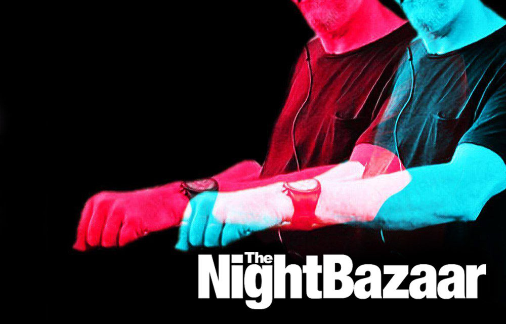 Rafa de Siria – The Night Bazaar Sessions – Volume 60