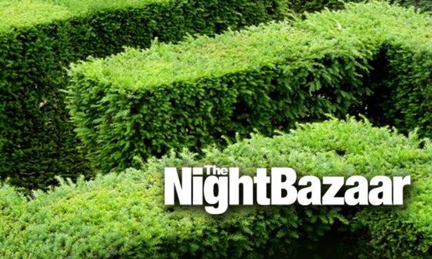 Mark Gwinnett – The Night Bazaar Sessions – Volume 62