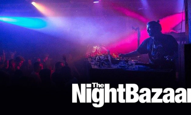 Saytek (Live) – The Night Bazaar Sessions – Volume 64
