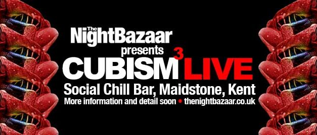 The Night Bazaar presents Cubism Live – COMING SOON