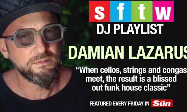 """<span class=""""entry-title-primary"""">Damian Lazarus Playlist</span> <span class=""""entry-subtitle"""">The Crosstown Rebels boss talks us through ten tracks that will start your day with a flourish</span>"""