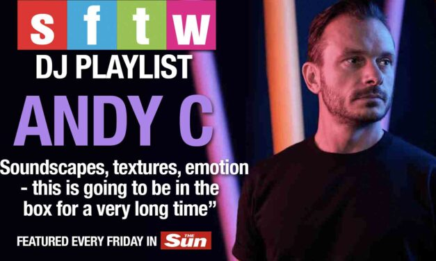"<span class=""entry-title-primary"">Andy C Playlist</span> <span class=""entry-subtitle"">The Drum and Bass icon gives an exclusive look at his current Top 10 tracks featuring Culture Shock, Shy FX, Skantia, Alora, and many more.</span>"