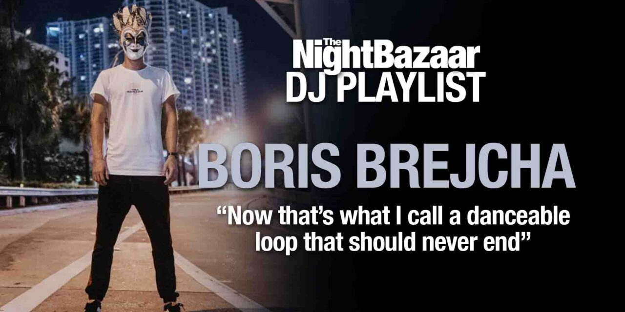 """<span class=""""entry-title-primary"""">Boris Brejcha: """"Now that's what I call a danceable loop that should never end""""</span> <span class=""""entry-subtitle"""">The high tech minimal maestro talks us through a playlist of his favourite tracks</span>"""