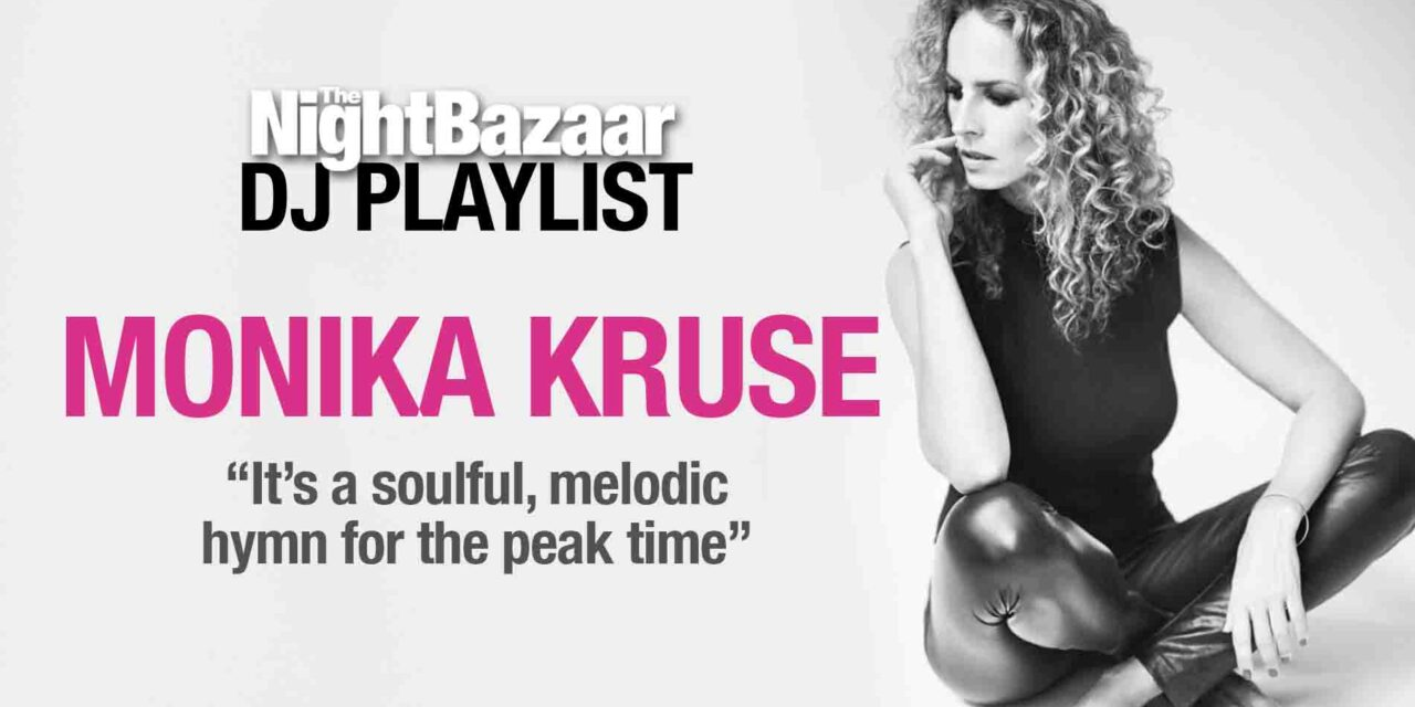 """<span class=""""entry-title-primary"""">Monika Kruse: """"It's a soulful, melodic hymn for the peak time""""</span> <span class=""""entry-subtitle"""">Peak time highlights from the Terminal M label boss </span>"""