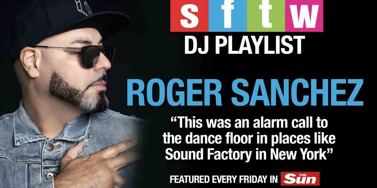 """<span class=""""entry-title-primary"""">Roger Sanchez Playlist</span> <span class=""""entry-subtitle"""">The S-Man selects ten Strictly Rhythm tracks as the revered label celebrates its 30th anniversary</span>"""