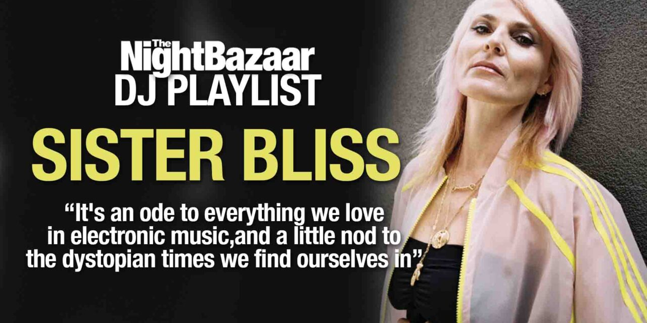 "<span class=""entry-title-primary"">Sister Bliss: It's an ode to everything we love in electronic music and a little nod to the dystopian times we find ourselves in""</span> <span class=""entry-subtitle"">We caught up with the musical force behind Faithless, Sister Bliss and she talked us through some tracks from the new album and a selection of other current favourites you could expect to hear in her epic DJ sets.</span>"