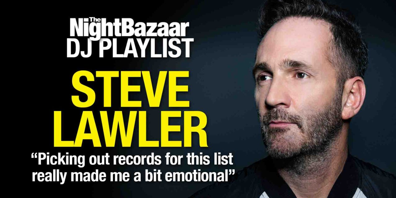 """<span class=""""entry-title-primary"""">Steve Lawler: """"Picking out records for this list really made me a bit emotional""""</span> <span class=""""entry-subtitle"""">Steve Lawler's top 30 most played tracks in Ibiza</span>"""