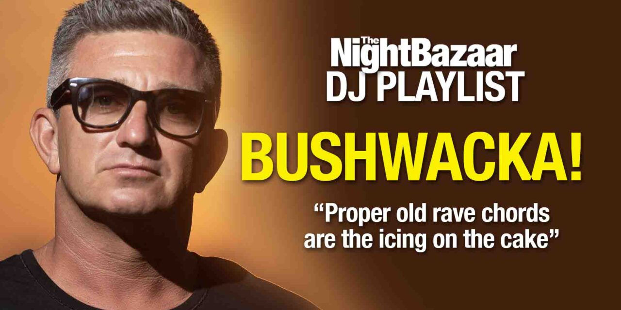 """<span class=""""entry-title-primary"""">Bushwacka!: """"Proper old rave chords are the icing on the cake""""</span> <span class=""""entry-subtitle"""">Ten tracks rocking the king of the live stream's world and one half of Layo & Bushwacka!, Matthew Benjamin</span>"""