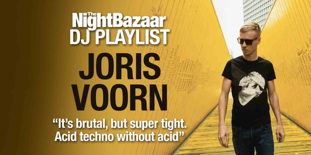 """<span class=""""entry-title-primary"""">Joris Voorn: """"It's brutal, but super tight. Acid techno without acid""""</span> <span class=""""entry-subtitle"""">The Dutch titan has put together a very special playlist featuring his Top 10 dance tracks of all time, featuring selections from Dave Clarke, Octave One, X-Press 2, Lindstrom, and many more</span>"""