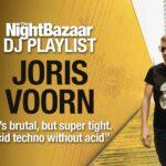 """Joris Voorn: """"It's brutal, but super tight. Acid techno without acid"""""""