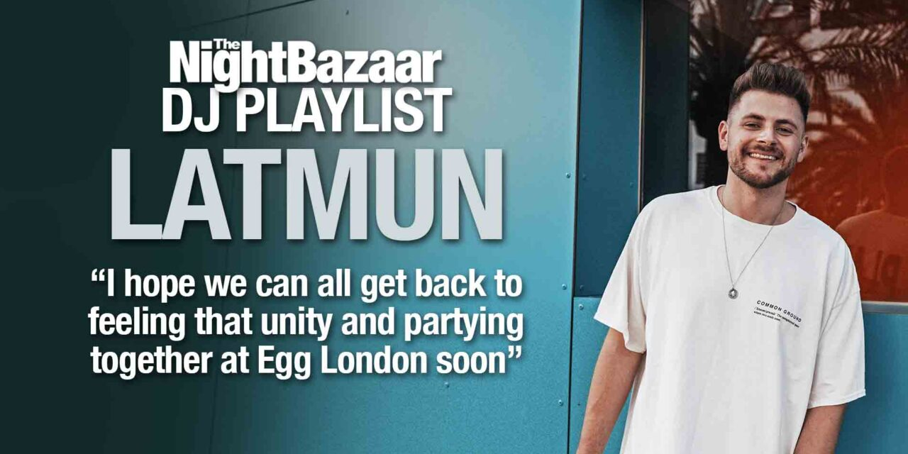 """<span class=""""entry-title-primary"""">Latmun: 'I hope we can all get back to feeling that unity and partying together at Egg London soon""""</span> <span class=""""entry-subtitle"""">As Egg LDN fights for survival, we caught up with one of the club's stand out young performers of recent years, Latmun, and asked him to give us ten reasons why the venue is so special to him</span>"""
