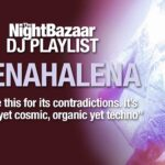 "NenaHalena: ""I love this for its contradictions. It's earthy yet cosmic, organic yet techno"""