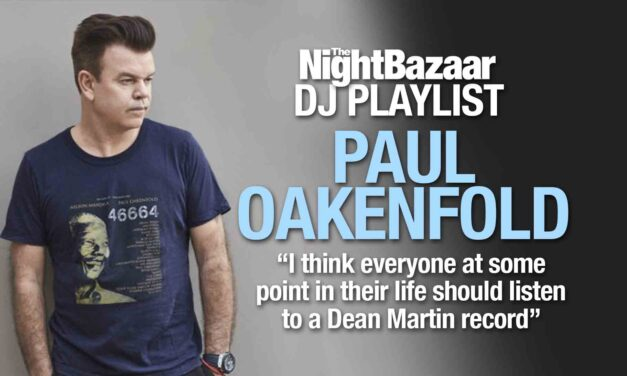 """<span class=""""entry-title-primary"""">Paul Oakenfold: """"I think everyone at some point in their life should listen to a Dean Martin record""""</span> <span class=""""entry-subtitle"""">An eclectic selection from the legendary DJ and producer, including music from The Beatles, David Guetta and Dean Martin</span>"""