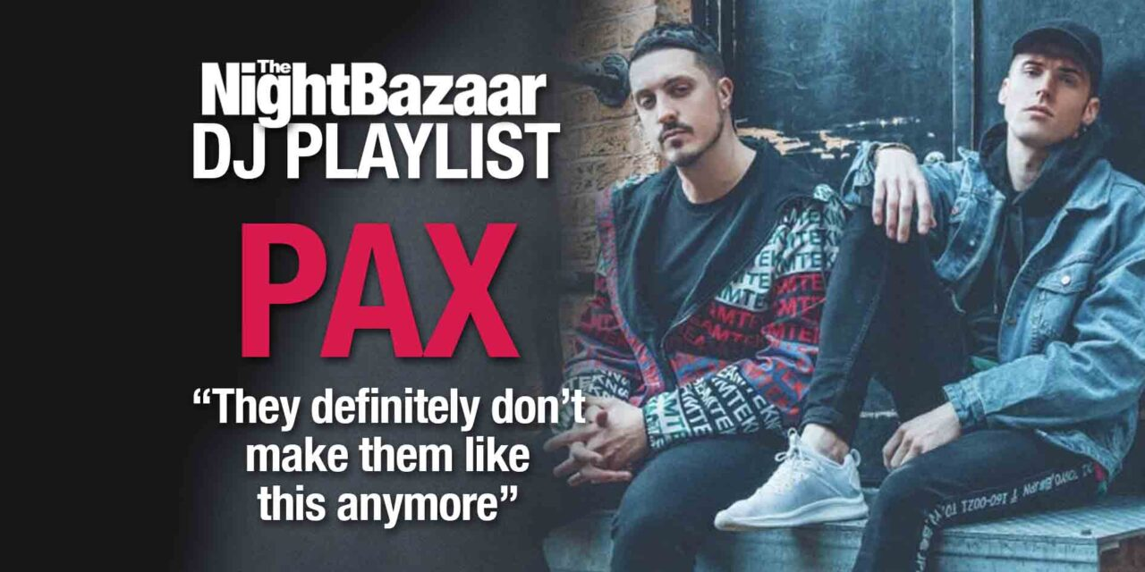 """<span class=""""entry-title-primary"""">PAX: """"They definitely don't make them like this anymore""""</span> <span class=""""entry-subtitle"""">Inspired by the release of Alive, their collaboration with Gorgon City, PAX celebrate the new single with a playlist of tracks that make them feel alive</span>"""