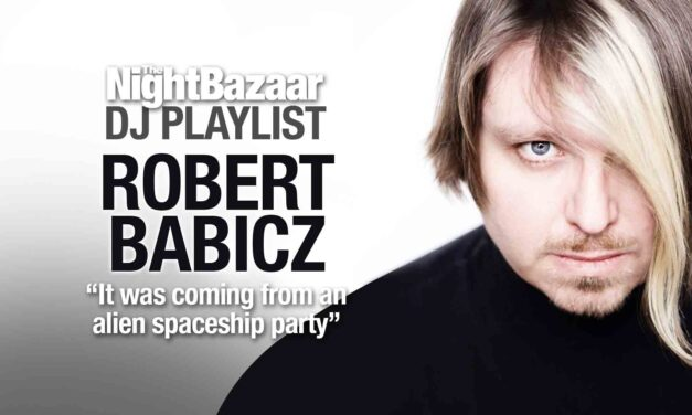 "<span class=""entry-title-primary"">Robert Babicz: ""It was coming from an alien spaceship party""</span> <span class=""entry-subtitle"">To mark the release of his new album Utopia, we caught up with Robert Babicz and asked him to talk us through a playlist of his musical influences.</span>"