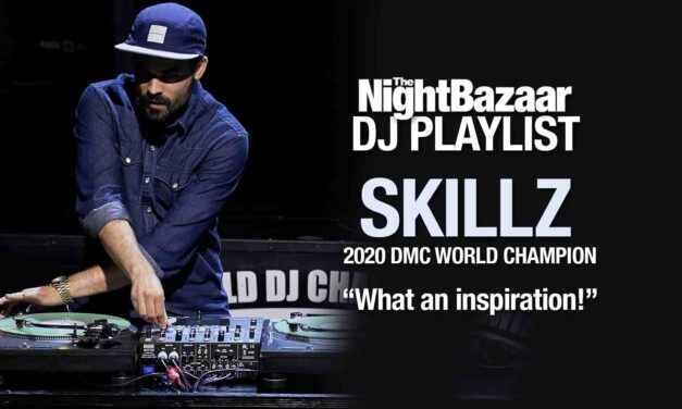 "<span class=""entry-title-primary"">Skillz: ""What an inspiration""</span> <span class=""entry-subtitle"">We caught up with the 2020 DMC World Champion ahead of the finals on 26th November and asked the French turntable wizard to talk us through a playlist of essential music featuring tracks from Daft Punk, Gangstarr, The Pharcyde, Queen plus tracks that brought the house down in his show stopping sets that earned him the back to back titles in 2018 and 2019.</span>"