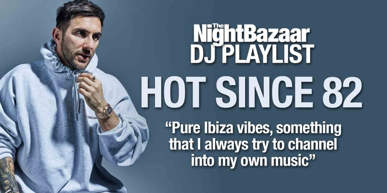 """<span class=""""entry-title-primary"""">Hot Since 82: """"Pure Ibiza vibes, something that I always try to channel into my own music""""</span> <span class=""""entry-subtitle"""">Daley Padley talks us through a playlist of music featuring tracks that inspired his album, Recovery</span>"""