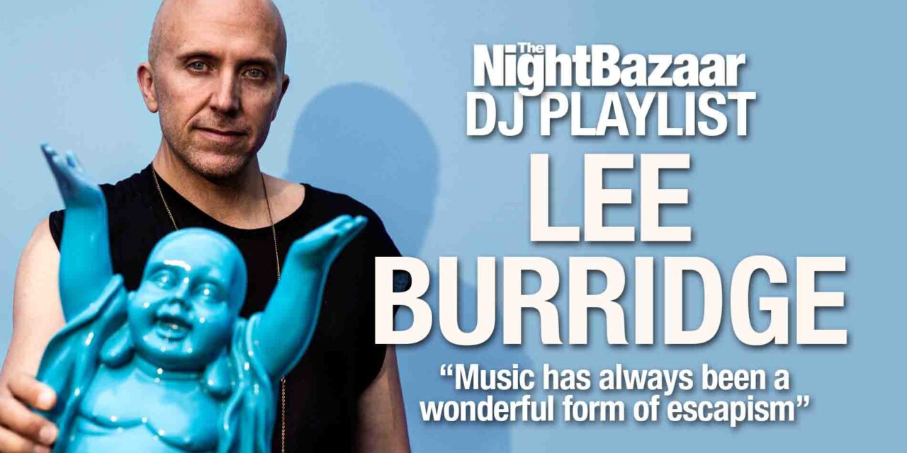 """<span class=""""entry-title-primary"""">Lee Burridge: """"Music has always been a wonderfulform ofescapism""""</span> <span class=""""entry-subtitle"""">The All Day I Dream DJ and producer talks us through a playlist of essential records from the label</span>"""