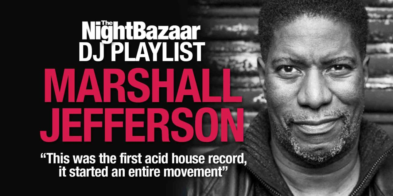 "<span class=""entry-title-primary"">Marshall Jefferson: ""This was the first acid house record, it started an entire movement""</span> <span class=""entry-subtitle"">The Chicago house godfather talks us through ten records that defined house music</span>"