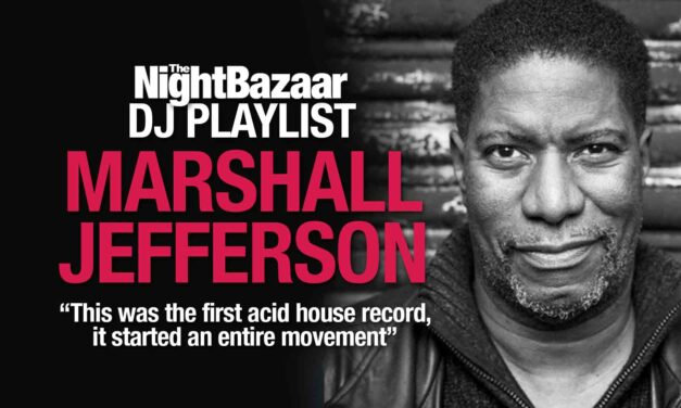 """<span class=""""entry-title-primary"""">Marshall Jefferson: """"This was the first acid house record, it started an entire movement""""</span> <span class=""""entry-subtitle"""">The Chicago house godfather talks us through ten records that defined house music</span>"""
