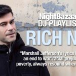 "Rich NxT: ""Marshall Jefferson's lyrics hoping for an end to war, prejudice and poverty, always resound when you listen"""