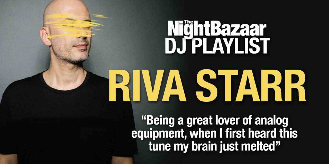 """<span class=""""entry-title-primary"""">Riva Starr: """"Being a great lover of analog equipment, when I first heard this tune my brain just melted""""</span> <span class=""""entry-subtitle"""">The Eat Sleep Rave Repeat producer marks the release of his collaboration with Armand van Helden featuring Sharlene Hector by talking us through ten influential tracks featuring Daft Punk, Genesis, Mr Oizo, Roni Size, Portishead and more</span>"""