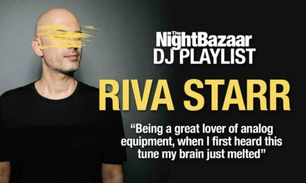 "<span class=""entry-title-primary"">Riva Starr: ""Being a great lover of analog equipment, when I first heard this tune my brain just melted""</span> <span class=""entry-subtitle"">The Eat Sleep Rave Repeat producer marks the release of his collaboration with Armand van Helden featuring Sharlene Hector by talking us through ten influential tracks featuring Daft Punk, Genesis, Mr Oizo, Roni Size, Portishead and more</span>"