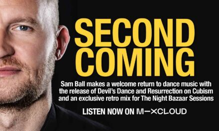 Sam Ball drops in with a mix to celebrate his comeback on Cubism with new tracks Devil's Dance and Resurrection