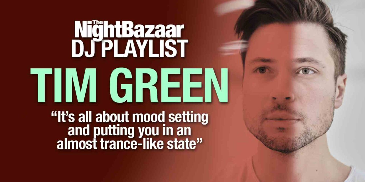 """<span class=""""entry-title-primary"""">Tim Green: """"It's all about mood setting and putting you in an almost trance-like state""""</span> <span class=""""entry-subtitle"""">Melodic, chilled, instrumental, electronica from the Cocoon, All Day I Dream DJ/producer for these uncertain times</span>"""