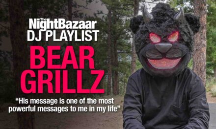 "<span class=""entry-title-primary"">Bear Grillz: ""His message in his music is one of the most powerful to me in my life""</span> <span class=""entry-subtitle"">As we all dream about live music events again in the not too distant future, we caught up with Dim Mak artist Bear Grillz and asked him to talk us through a playlist of influential music that relates to his life and touring.</span>"