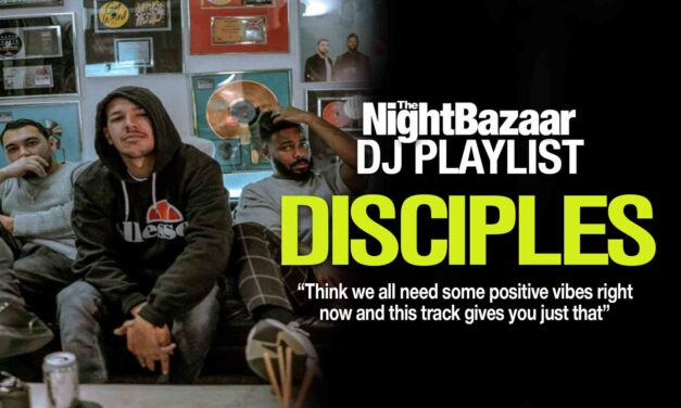 "<span class=""entry-title-primary"">Disciples: ""Think we all need some positive vibes right now and this track gives you just that""</span> <span class=""entry-subtitle"">Something for the weekend from Disciples' digital vaults featuring music from Frank Ocean, The Weeknd & Love Regenerator</span>"
