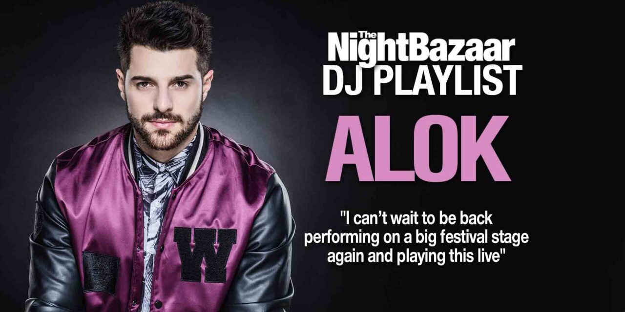 """<span class=""""entry-title-primary"""">Alok: """"I can't wait to be back performing on a big festival stage again and playing this live""""</span> <span class=""""entry-subtitle"""">The Brazilian superstar DJ selects some of his current favourites</span>"""