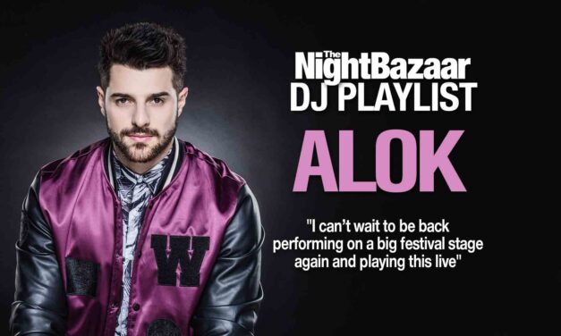 """Alok: """"I can't wait to be back performing on a big festival stage again and playing this live"""""""