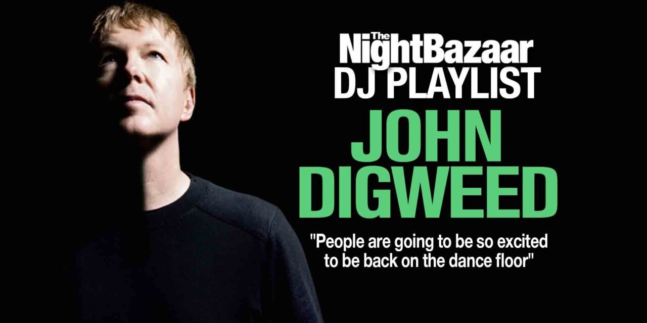 """<span class=""""entry-title-primary"""">John Digweed: """"People are going to be so excited to be back on the dance floor""""</span> <span class=""""entry-subtitle"""">We caught up with the electronic music legend to chat about the new album, live streaming technology and his Transitions radio show. Plus he compiled and talked us through a playlist of his favourite Quattro tracks</span>"""