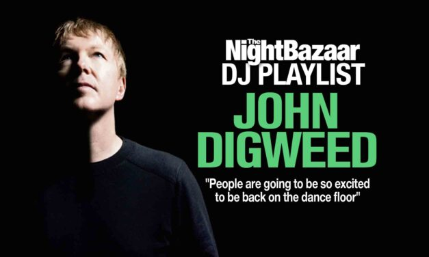 """John Digweed: """"People are going to be so excited to be back on the dance floor"""""""
