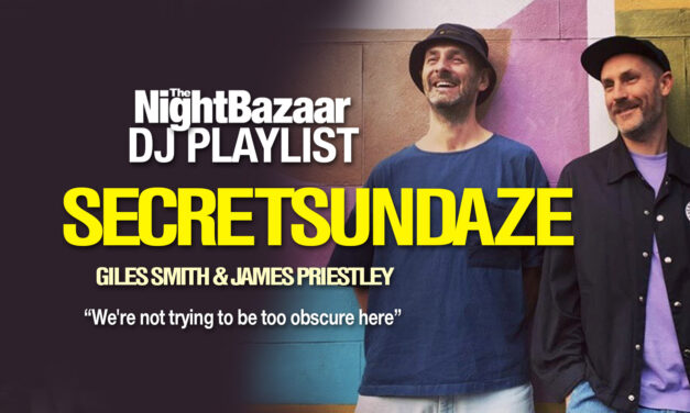 """Secretsundaze: """"We're trying not to be too obscure here"""""""