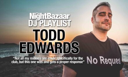 """<span class=""""entry-title-primary"""">Todd Edwards: """"Not all my remixes are made specifically for the club, but this one was and gets a proper response""""</span> <span class=""""entry-subtitle"""">The Daft Punk collaborator, house and garage music legend selects music guaranteed to get the party started </span>"""