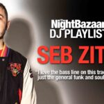 """Seb Zito: """"I love the bass line on this track and just the general funk and soul feel"""""""
