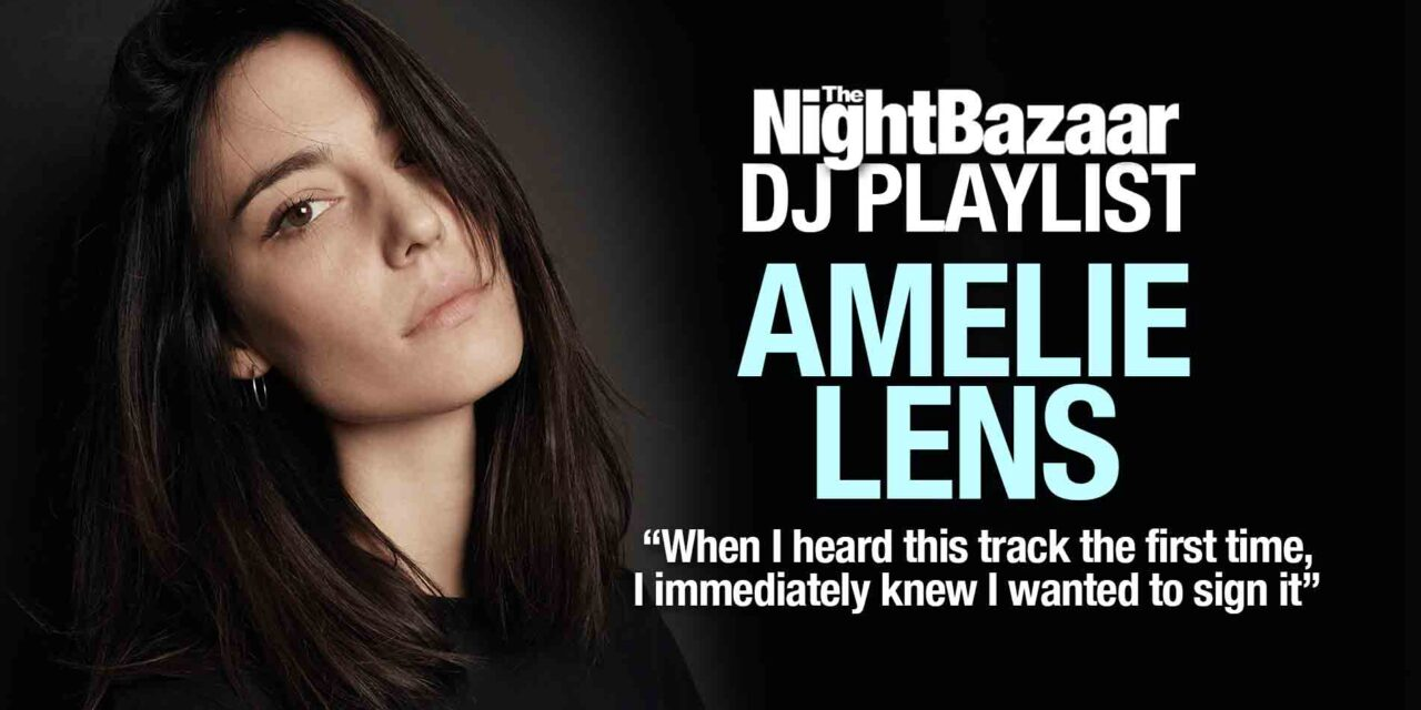 """<span class=""""entry-title-primary"""">Amelie Lens: """"When I heard this track the first time I immediately knew I wanted to sign it""""</span> <span class=""""entry-subtitle"""">The Belgian techno tour de force talks us through tracks from up and coming artists on her Lenske and Exhale labels</span>"""