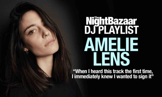 """Amelie Lens: """"When I heard this track the first time I immediately knew I wanted to sign it"""""""