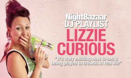 """<span class=""""entry-title-primary"""">Lizzie Curious: """"It's truly exciting now to see it being played to crowds in real life""""</span> <span class=""""entry-subtitle"""">The prolific DJ/producer marks the release of her track One Day with Doc Brown with a playlist full of sunshine</span>"""