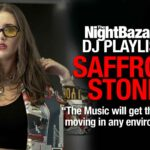"""Saffron Stone: """"The Music will get the crowd moving in any environment"""""""